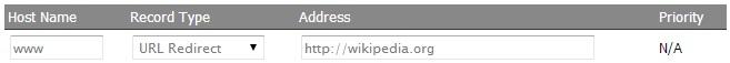 DNS management URL redirect.jpg